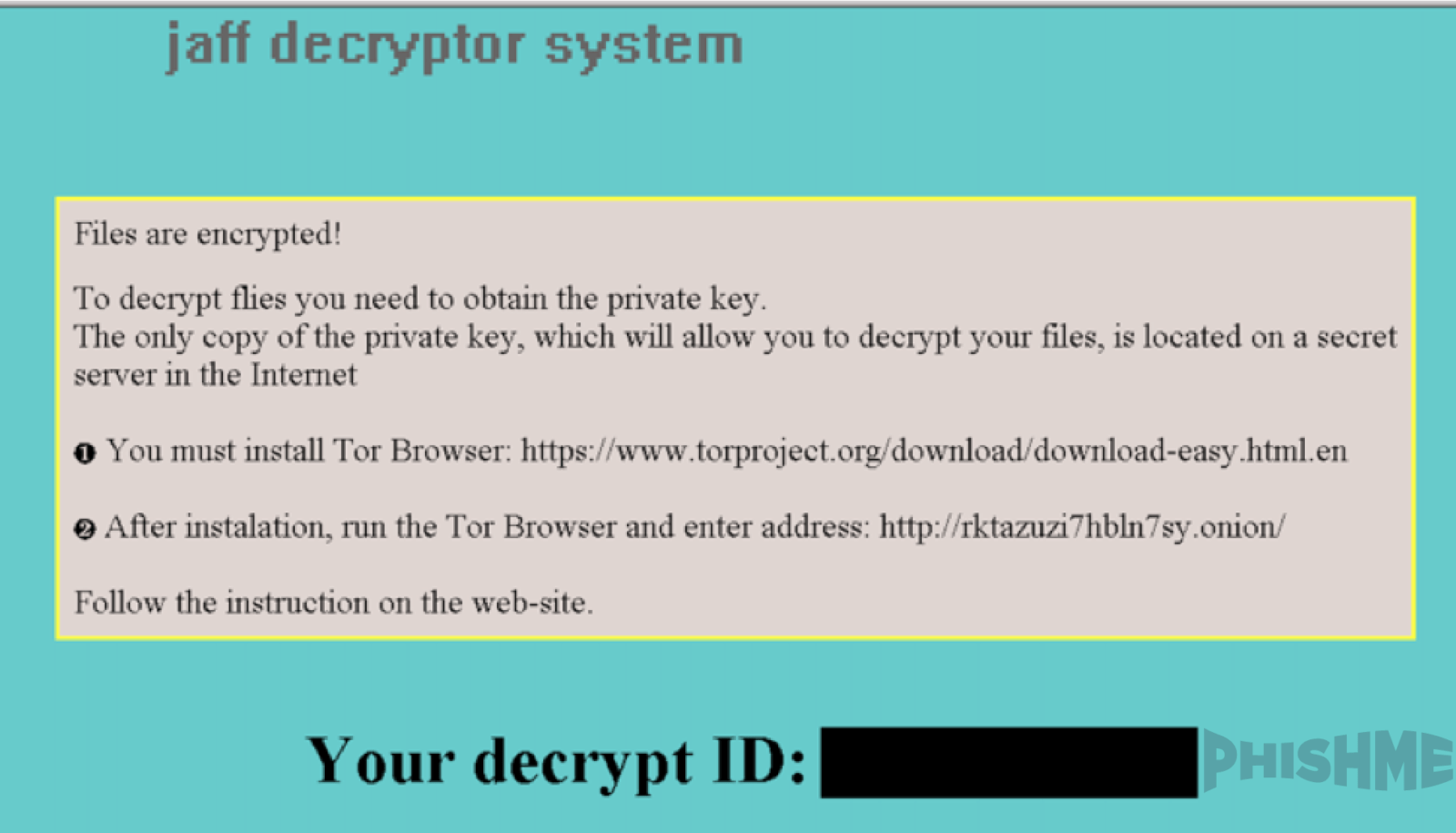 In the Shadow of WannaCry, Jaff Ransomware Arrives Using Familiar